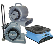 Mercury Air Movers