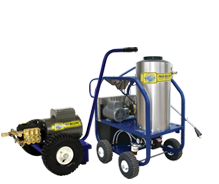 Mercury High Pressure Washers